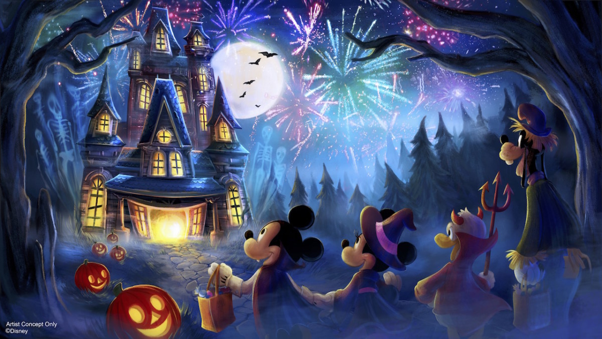Get Ready for Halloween! New Fireworks, Enhanced Attractions and More! #MNSSHP 1