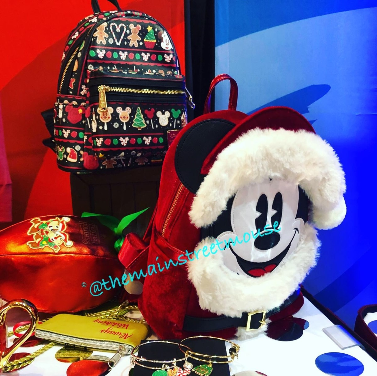 NEW Festive Merchandise Coming to WDW for the Christmas Season! #DisneyHolidays 4