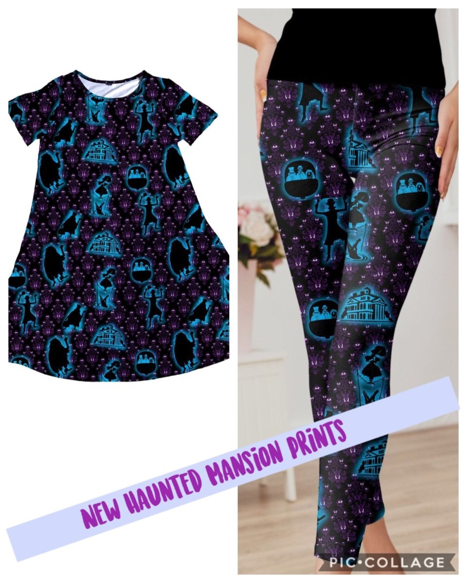 NEW Haunted Mansion, Disney Villains and MORE from LPA! #DisneyStyle 1