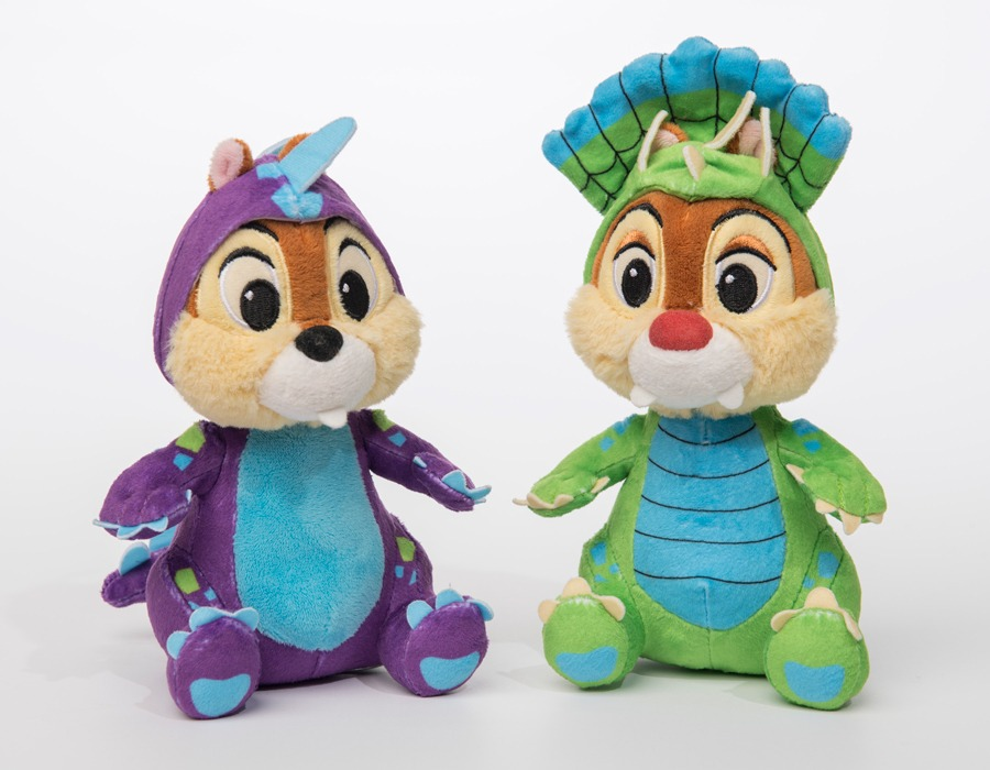 Chip and Dale plush