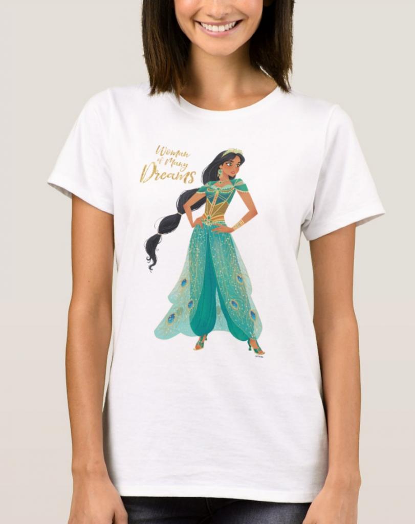 Woman of Many Dreams T-shirt