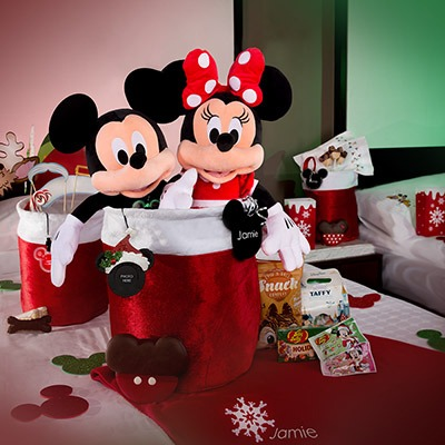 Disney Floral & Gifts Dreaming of a Disney Holiday gift