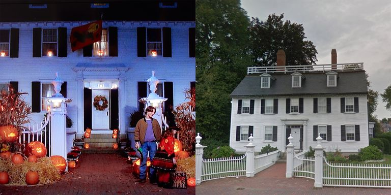 I Put a Spell on You.... A Look at All the Places Where 'Hocus Pocus' Was Filmed 26 Years Ago 1