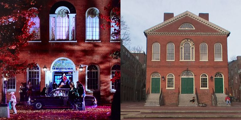 I Put a Spell on You.... A Look at All the Places Where 'Hocus Pocus' Was Filmed 26 Years Ago 7