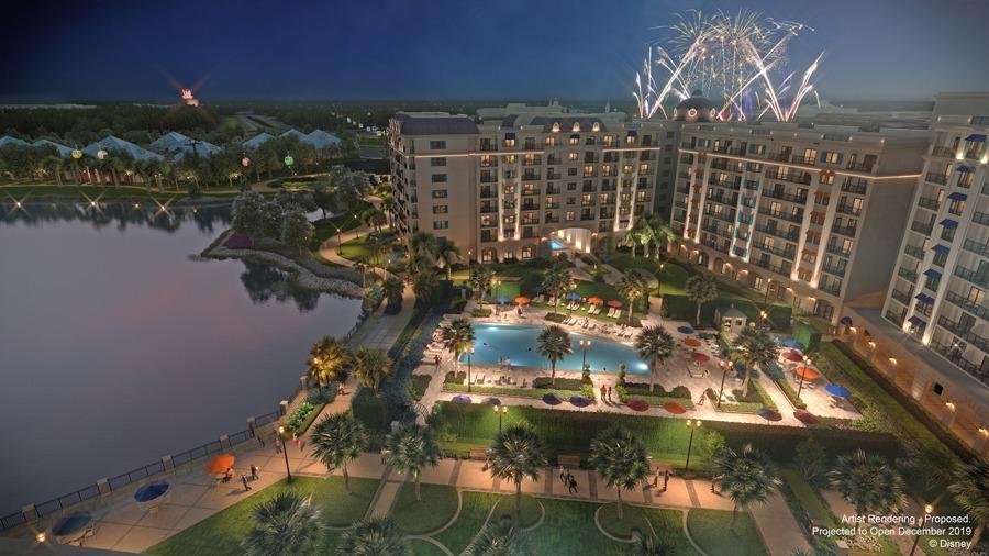 Rendering of Disney's Riviera Resort