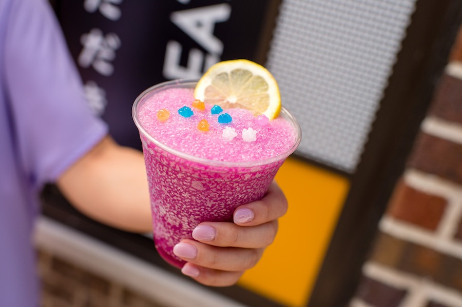 Specialty Beverages for Disney Springs Flavors of Florida at Walt Disney World Resort