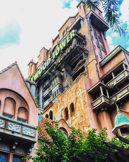 The Twilight Zone Tower of Terror, opens July 22, 1994. 1