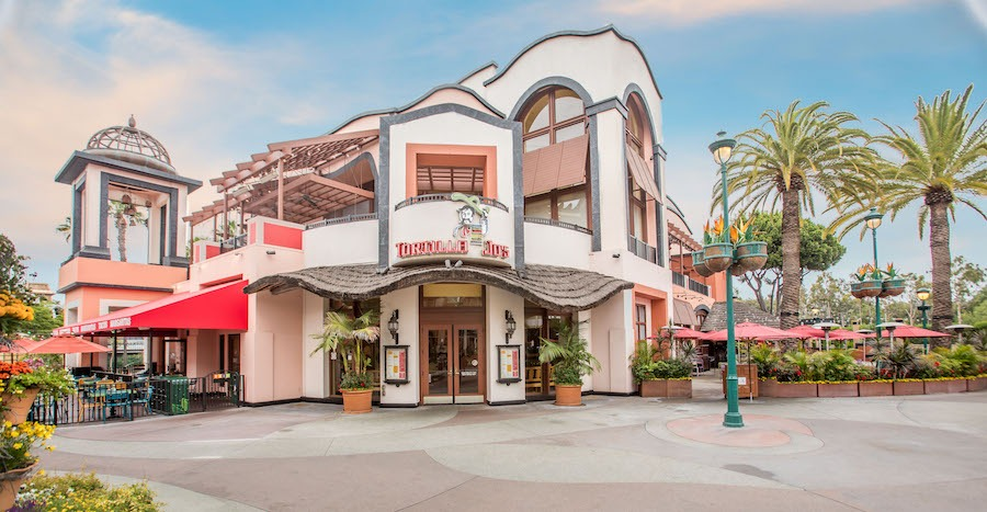 Tortilla Jo's at the Downtown Disney District