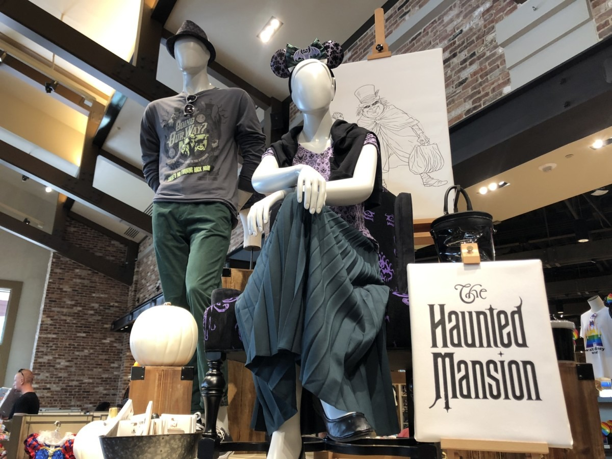 New Haunted Mansion Merch Available at Disney Springs 1