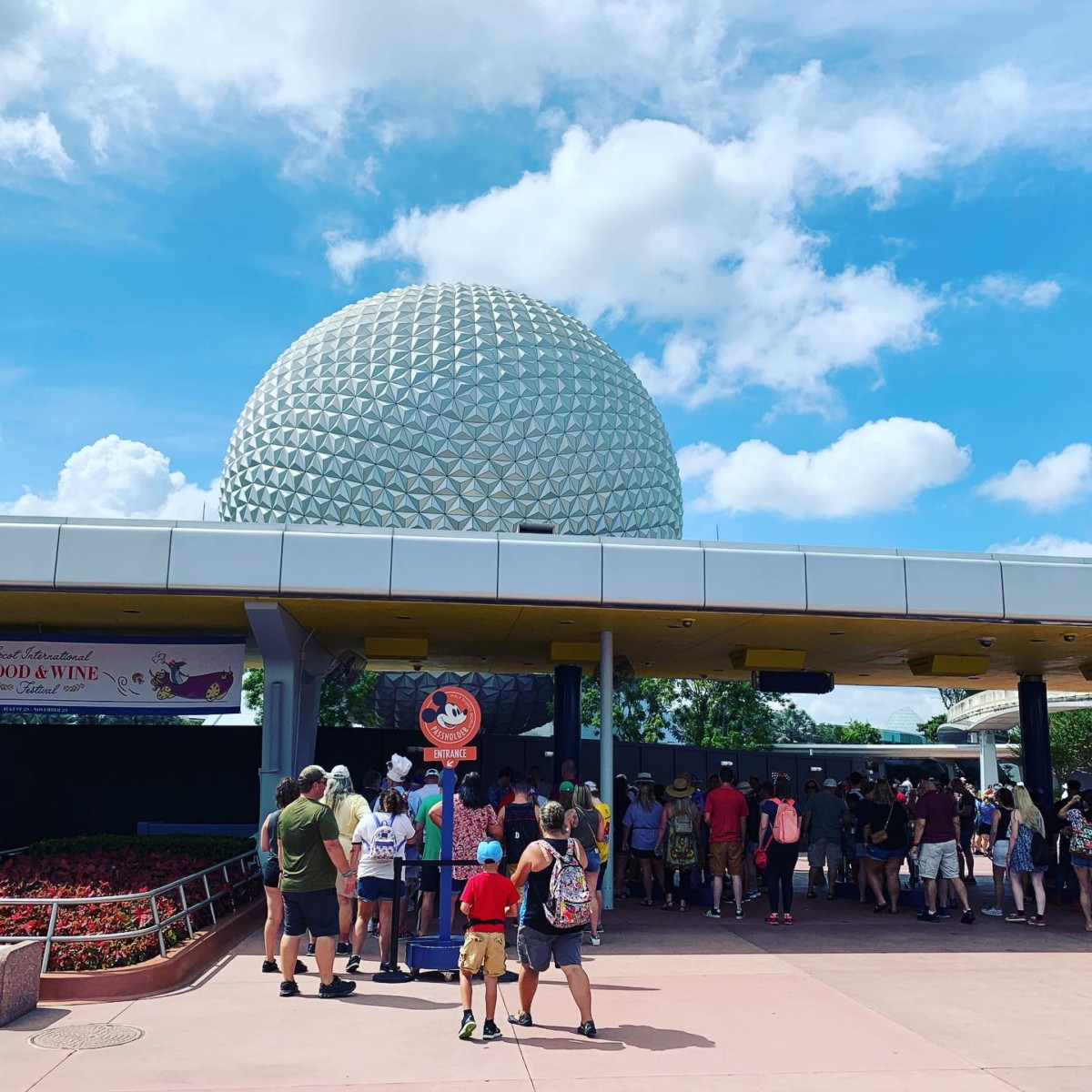 What's Different at Epcot's Food and Wine Festival? Get the scoop! #tasteepcot 4