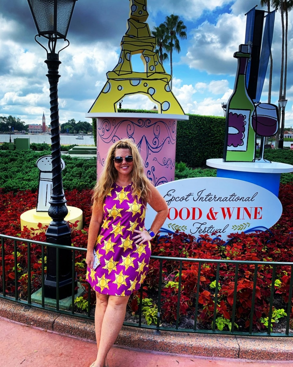 What's Different at Epcot's Food and Wine Festival? Get the scoop! #tasteepcot 2