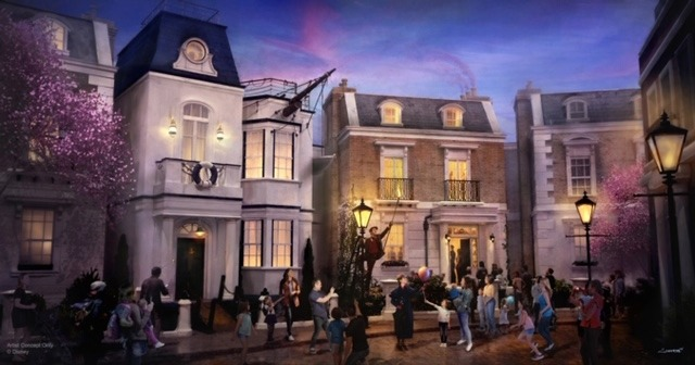 Mary Poppins, Coming To Epcot 1