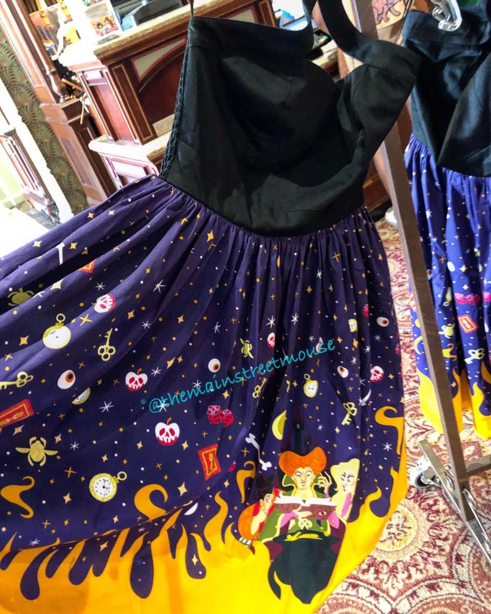 NEW Hocus Pocus Dress and Clutch Out Now! 1