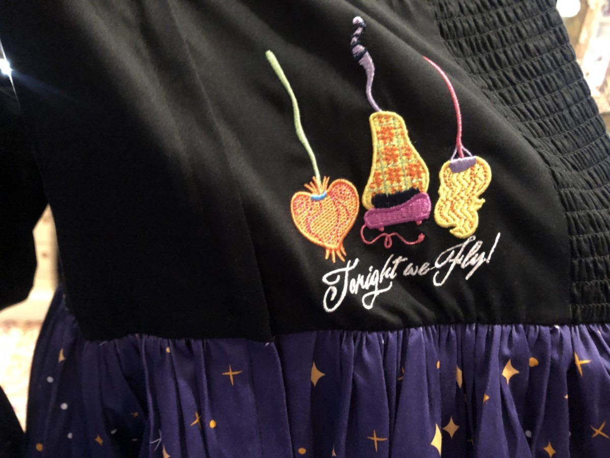 NEW Hocus Pocus Dress and Clutch Out Now! 4