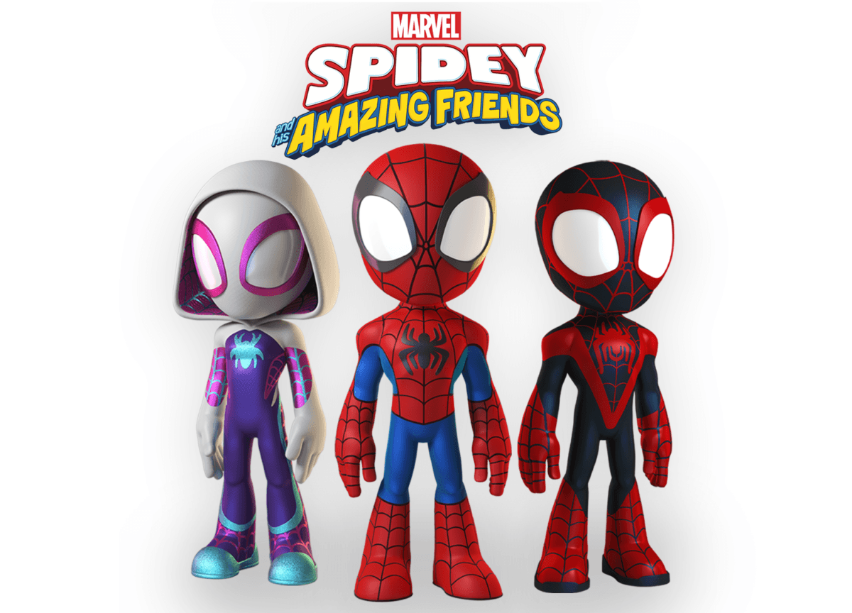 MARVEL ANIMATION ANNOUNCES ITS FIRST FULL-LENGTH PRESCHOOL SERIES 'MARVEL'S SPIDEY AND HIS AMAZING FRIENDS' SET TO DEBUT 2021 ON DISNEY JUNIOR 1