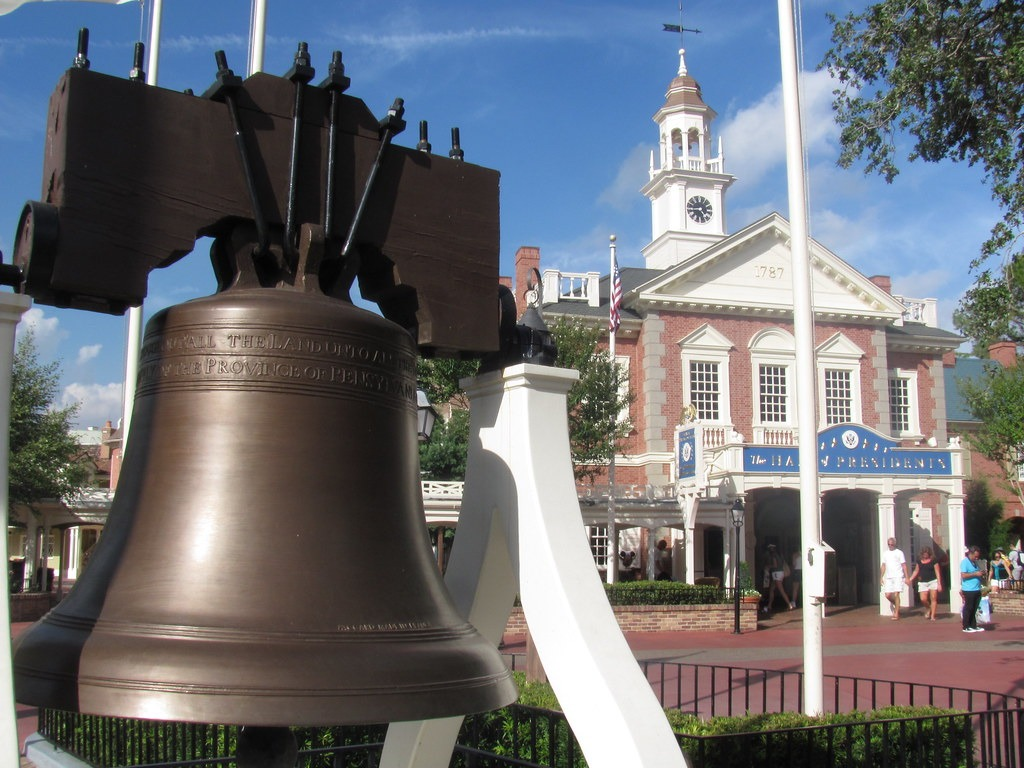 Did You Know? Liberty Square At The Magic Kingdom 3