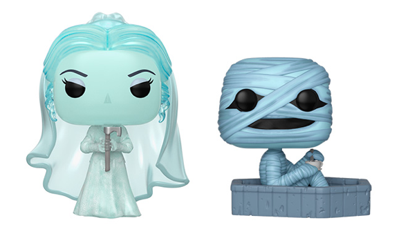 Coming Soon From Funko, The Haunted Mansion 6
