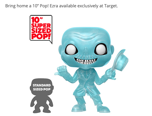 Coming Soon From Funko, The Haunted Mansion 7