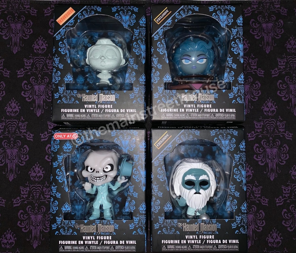 Haunted Mansion And Dapper Dan's Funko Items 3