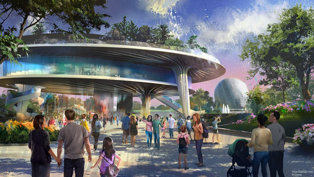 Even More Info From D23: New Details Shared on Highly Anticipated Experiences Coming to Walt Disney World Resort 6