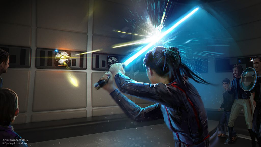 Star Wars News from D23: Galactic Starcruiser Will Take Walt Disney World Resort Guests to a Galaxy Far, Far Away 3