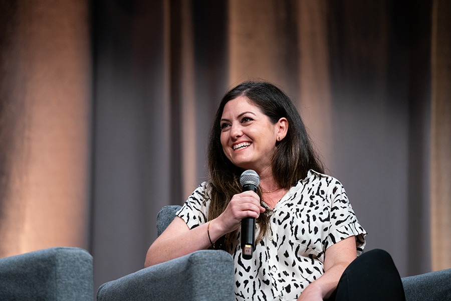 Carrie Beck, Vice President, Live Action Development & Production at Lucasfilm