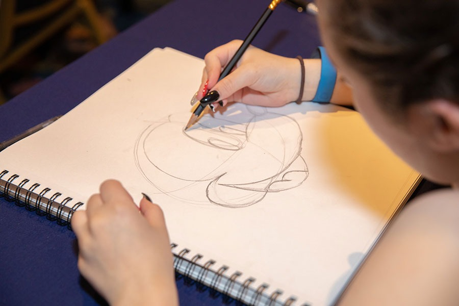 The Secrets of Drawing Disney Characters