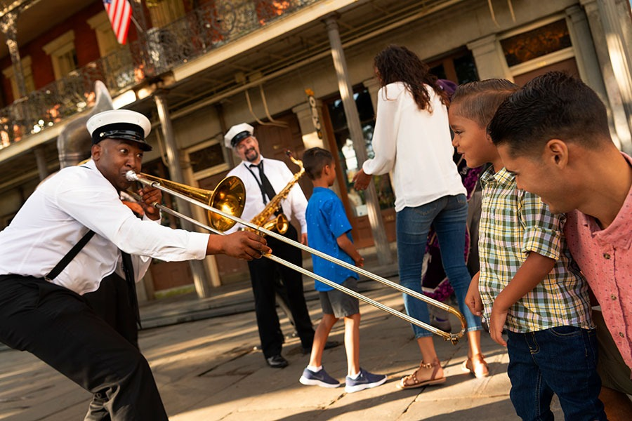 The rich history and culture of New Orleans