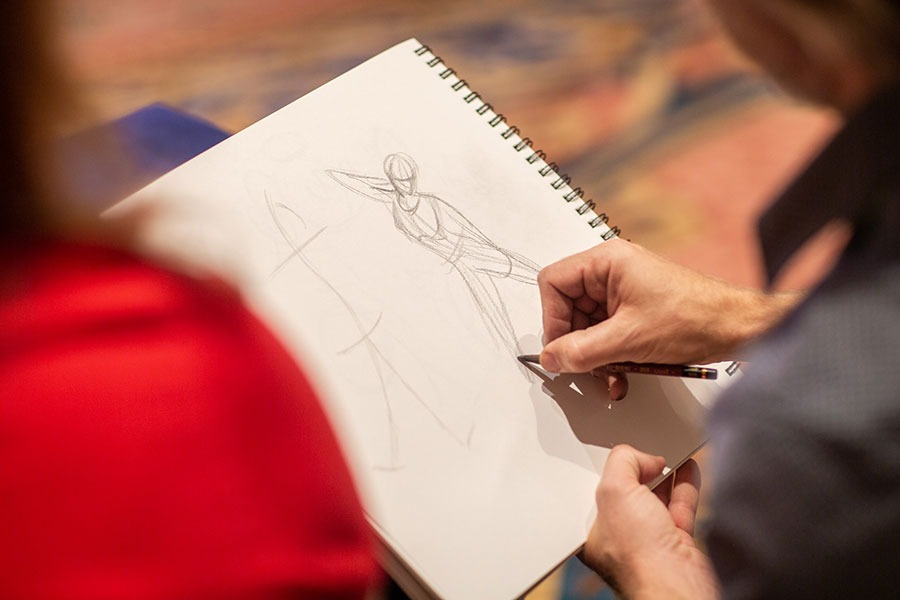 Story Telling Drawings