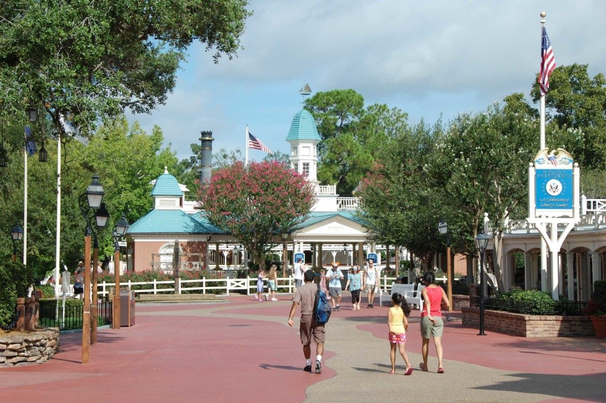 Did You Know? Liberty Square At The Magic Kingdom 2