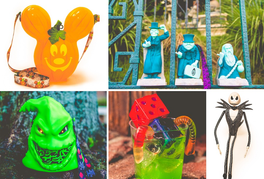 Halloween Novelties for Mickey's Not-So-Scary Halloween Party at Magic Kingdom Park