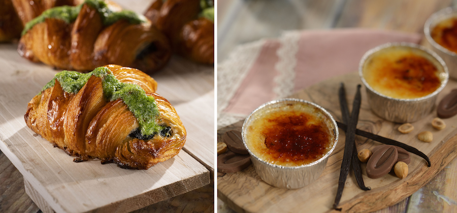 Offerings from the France Marketplace for the 2019 Epcot International Food & Wine Festival