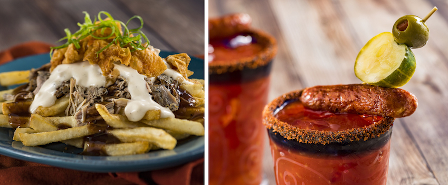 Offerings from Refreshment Port for the 2019 Epcot International Food & Wine Festival