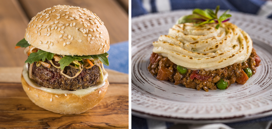 Offerings from the Earth Eats Marketplace for the 2019 Epcot International Food & Wine Festival