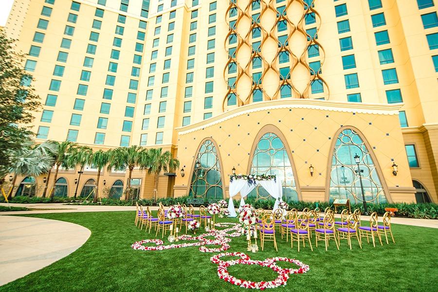 New Disney Wedding Venues at Disney's Coronado Springs Resort