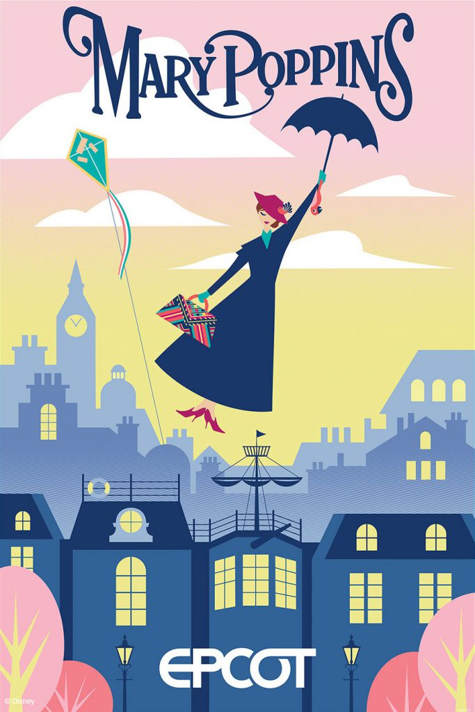 Mary Poppins, Coming To Epcot 2