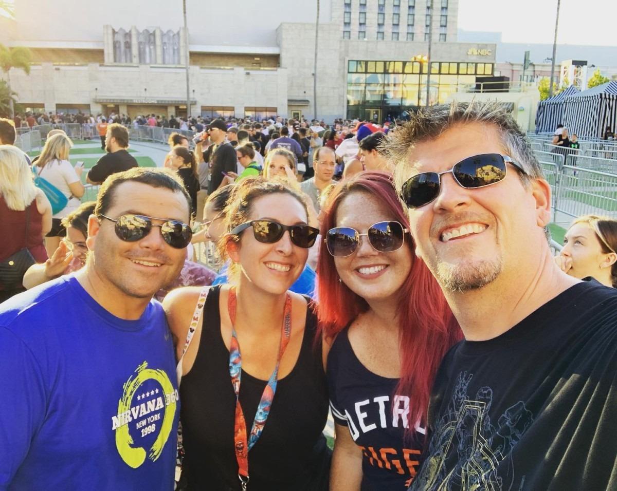 TMSM's Adventures in Florida Living- Not So Scary vs HHN 6