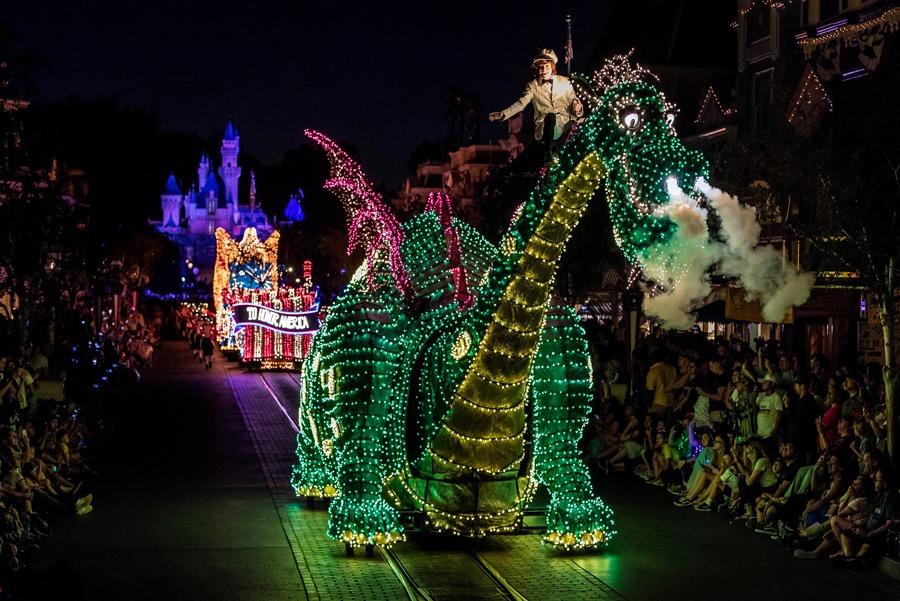"Main Street Electrical Parade"""