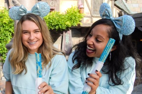 Disney's 'Frozen'-Inspired Arendelle Aqua Color Collection Is Coming To ALL Disney Parks 4