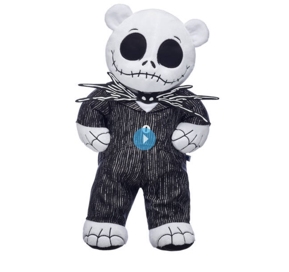 New Jack and Sally Bears from Build A Bear Workshop 4