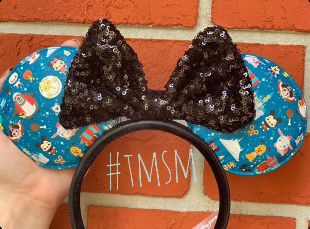 NEW Disney Parks Loungefly Ears are Here! #disneystyle 3