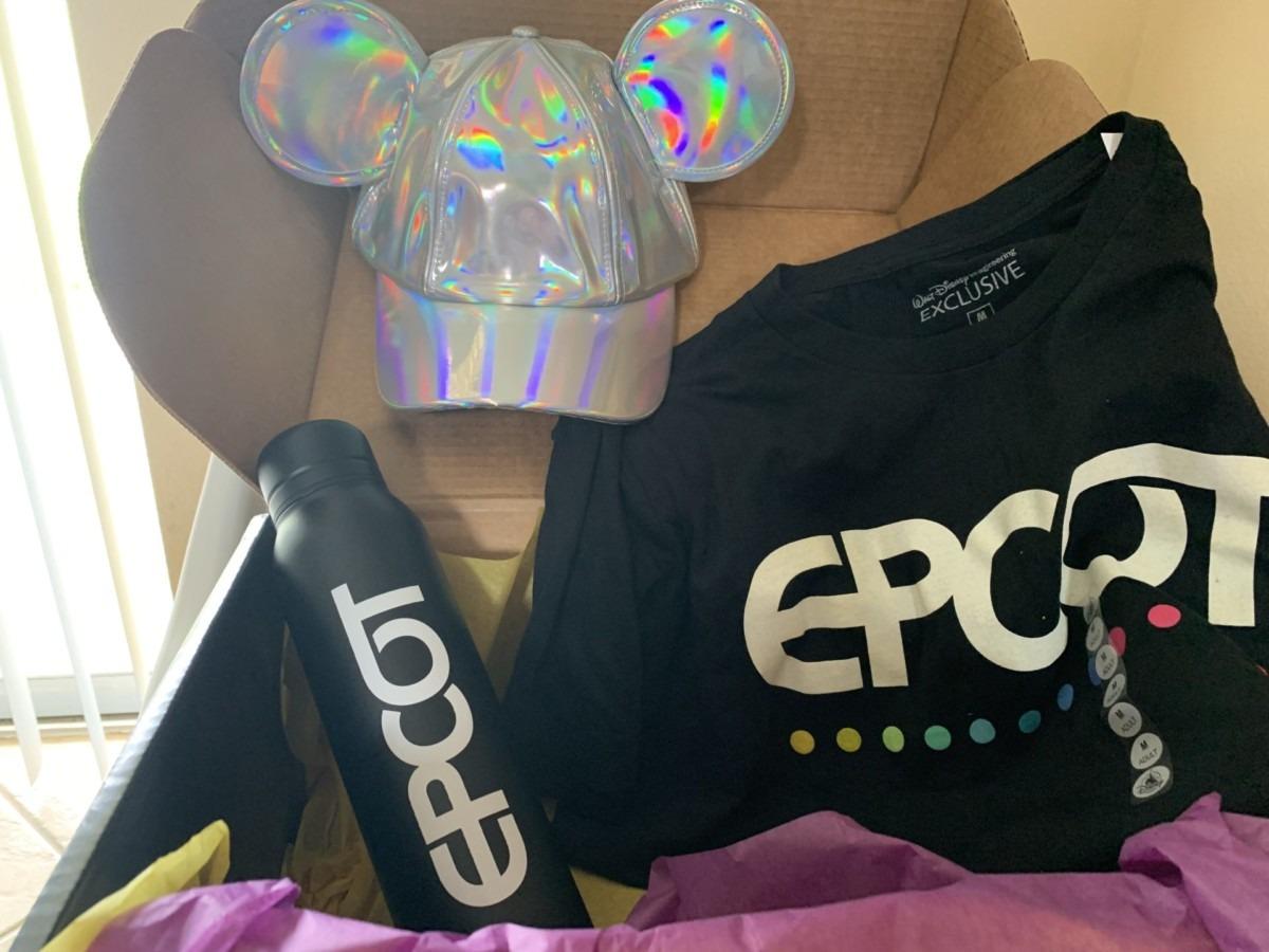 New Epcot Logo Merch Coming Soon! #Epcot 2