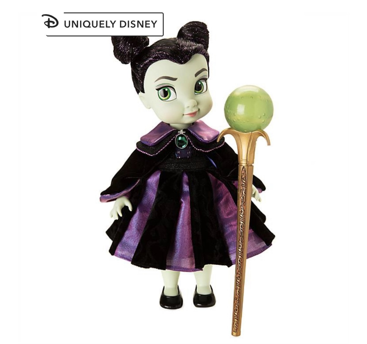 Double Trouble: NEW Maleficent & Ursula Animators' Dolls are Here! 1