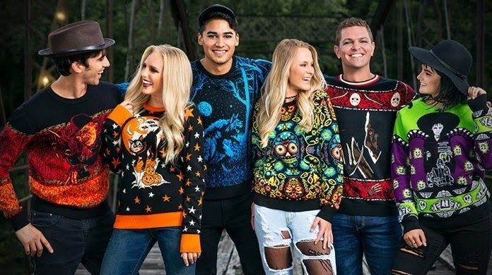 Captain Marvel, Deadpool, and Iron Man Kick Off Marvel's Ugly Christmas Sweater Collection for 2019 3
