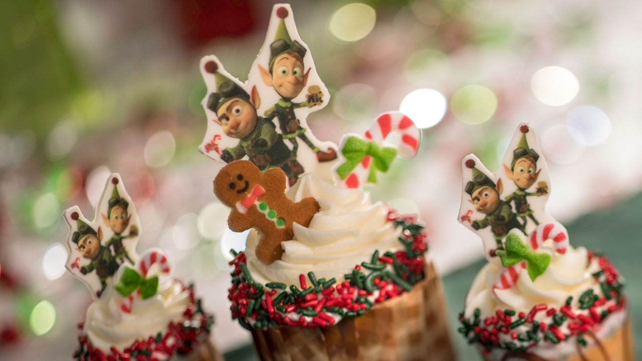 Jingle Bell, Jingle BAM! Dessert Party at Disney's Hollywood Studios