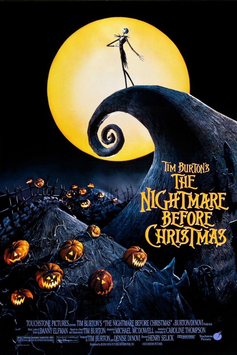 Did You Know? Tim Burton And The Nightmare Before Christmas 2
