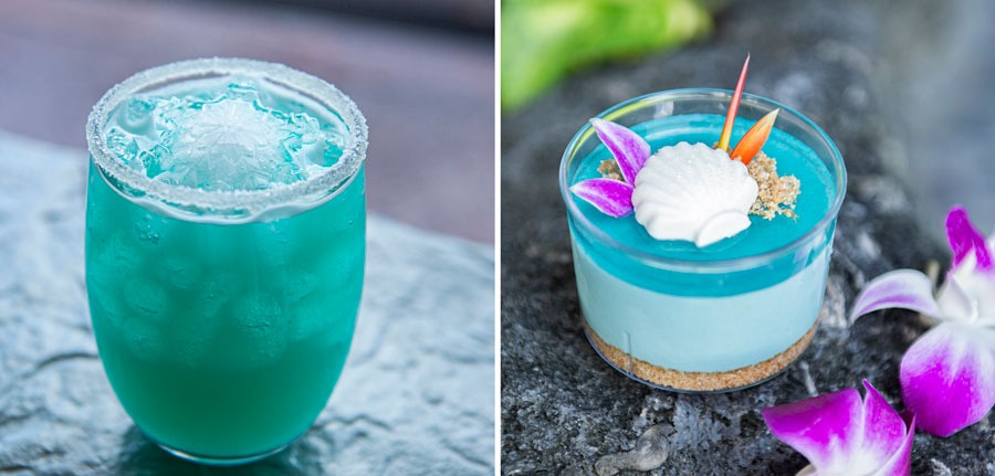Arendelle Aqua Offerings at Walt Disney World Resort Hotels