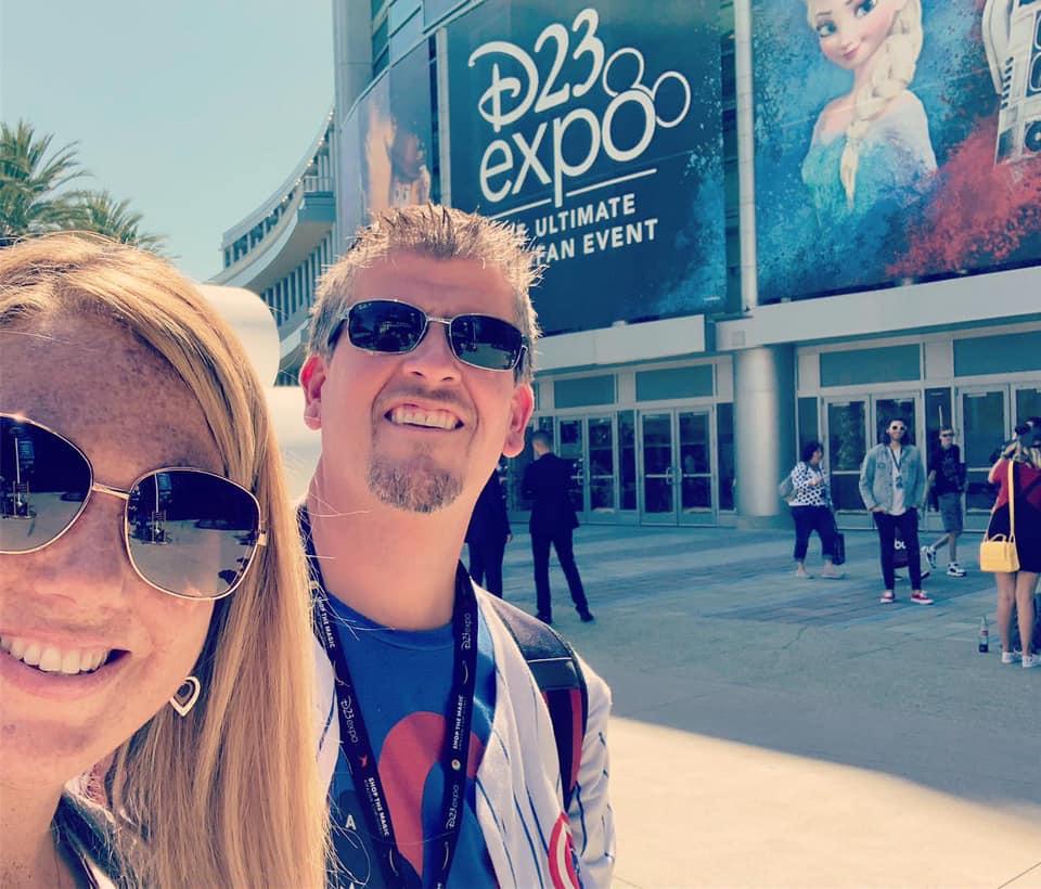 TMSM's Adventures in Florida Living ~ Disneyland, D23 and Dorian 8