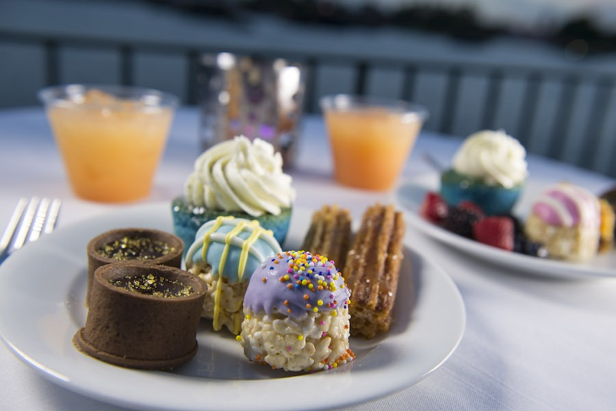 Frozen Ever After Dessert Party at Epcot