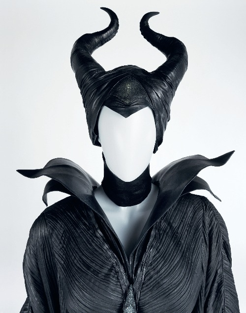 "This is Maleficent from the animated version,"" says Maleficent costume designer Anna B. Shepherd, ""just more beautiful."" © Disney"